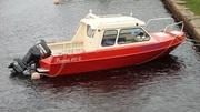 Лодка Баренц 600С