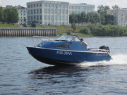 Лодка Баренц 540СС