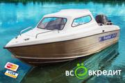 Катер с полурубкой Wyatboat 470П