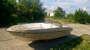 лодка Шторм 440