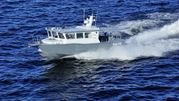 Всепогодный морской катер Баренц 1100. Новинка 2017 года.
