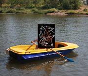 тележка для гребной лодки своими руками